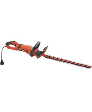 Black & Decker 24 in. Hedge Trimmer with Rotating Handle