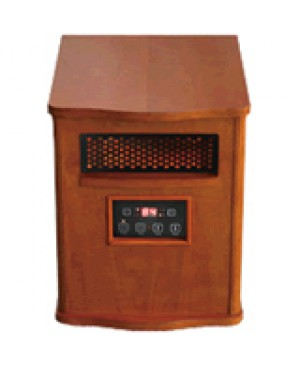 World Marketing of America Infrared Quartz Portable Comfort Furnace