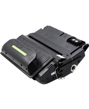 eReplacements Q5942A-ER New Compatible Toner Cartridge - Alternative for HP (Q5942A) - Black
