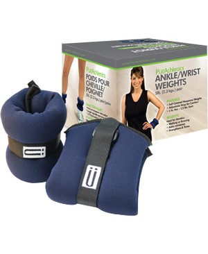 PurAthletics Ankle/Wrist Weights 5lb