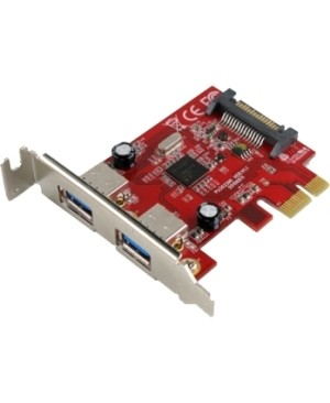 VisionTek USB 3.0 PCIe Expansion Card 2-port