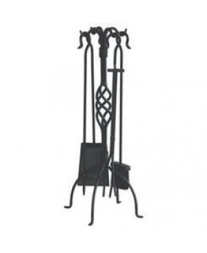 UniFlame F-1053 Fireplace Tools Set