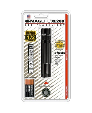 Mag-Lite XL200 LED Flashlight