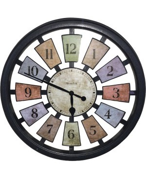 Westclox 36014 Wall Clock