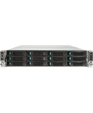 Intel Server System R2312WTTYSR Barebone System - 2U Rack-mountable - Intel C612 Chipset - Socket LGA 2011-v3 - 2 x Processor Support