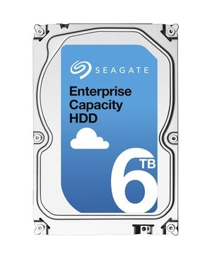 "Seagate ST6000NM0115 6 TB Hard Drive - 3.5"" Drive - Internal"