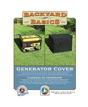 Backyard Basics Generator Cover