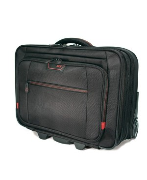 "Mobile Edge Carrying Case (Roller) for 17.3"" Notebook - Black"