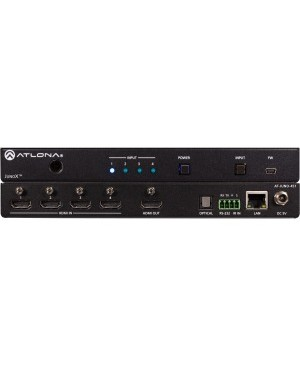 Atlona 4K HDR Four-Input HDMI Switcher