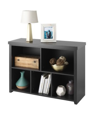 Whitmor 5-section Storage Organizer-distressed Walnut