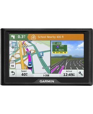 Garmin Drive 51 LM Automobile Portable GPS Navigator - Portable