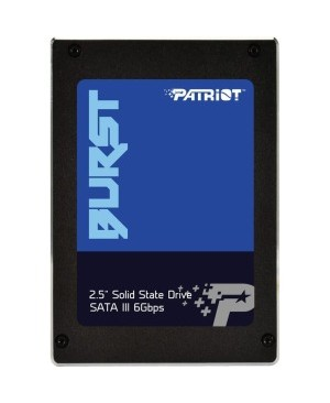 "Patriot Memory 120 GB Solid State Drive - SATA (SATA/600) - 2.5"" Drive - Internal"