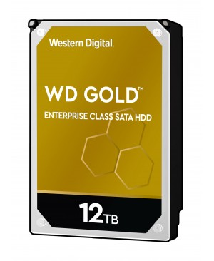 WD Gold 12TB Enterprise-class Hard Drive SATA 6 Gb/s 7200 RPM 256MB Cache 3.5-Inch Form Factor