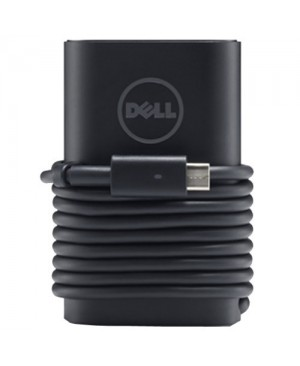 Dell Kit - 45W AC Adapter, Type-C, US