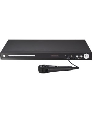 Supersonic SC-31 1 Disc(s) DVD Player - 1080p - Black