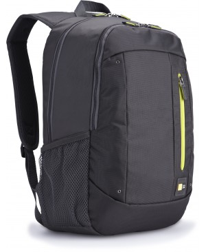 "Case Logic Jaunt WMBP-115 ANTHRACITE Carrying Case (Backpack) for 15.6"" Notebook - Anthracite"