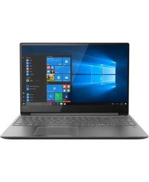 "Lenovo IdeaPad 720S Touch-15IKB 81CR0006US 15.6"" Touchscreen LCD Notebook - Intel Core i7 (7th Gen) i7-7700HQ Quad-core (4 Core) 2.80 GHz - 16 GB DDR4 SDRAM - 512 GB SSD - Windows 10 Pro 64-bit (English) - 3840 x 2160 - In-plane Switching (IPS) Technology - Iron Gray"