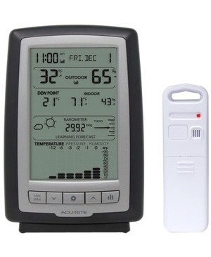 AcuRite Weather Station with Trends and Forecasting
