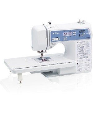 Brother Project RunwayMuVit Limited Edition Computerized Sewing Machine