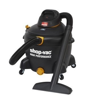 Shop-Vac High Performance SS16-SQ650 Canister Vacuum Cleaner
