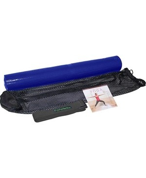 PurAthletics Introduction to Yoga 4pc Kit