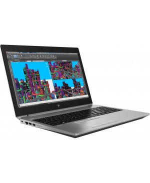 """HP ZBook 15 G5 15.6"""" Mobile Workstation - Core i7 i7-8850H - 32 GB RAM - 512 GB SSD - Turbo Silver"""