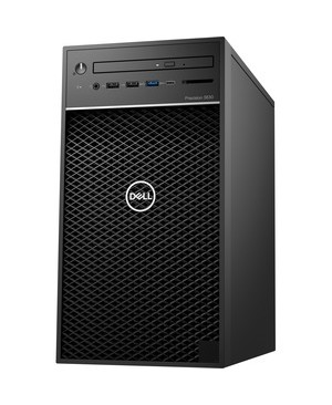 Dell Precision 3000 3630 Workstation - Core i7 i7-8700 - 16 GB RAM - 256 GB SSD - Tower