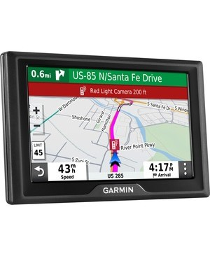 Garmin Drive 52 Automobile Portable GPS Navigator - Portable, Mountable