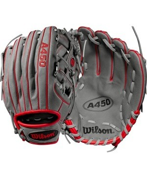 "Wilson 2019 A450 11.5"" Baseball Glove - Right Hand Throw"