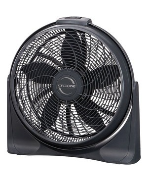 "Lasko 20"" Cyclone 4-Speed Fan with Remote Control"