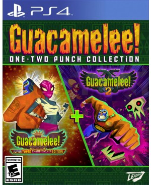 Sega Guacamelee! One-Two Punch Collection