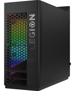 Lenovo Legion T730-28ICO 90JF00AVUS Gaming Desktop Computer - Core i7 i7-9700K - 16 GB RAM - 1 TB SSD - Tower