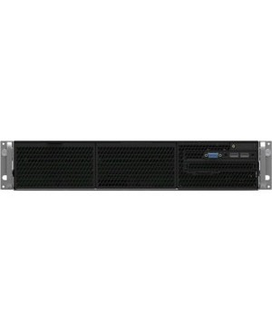 Intel Server System R2224WFTZSR Barebone System - 2U Rack-mountable - Intel C624 Chipset - 2 x Processor Support