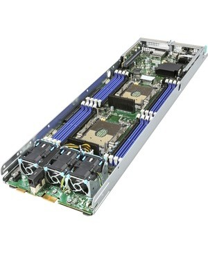 Intel HNS2600BPB24R Barebone System - 2U Rack-mountable - Intel C621 Chipset - 1 Number of Node(s) - 2 x Processor Support