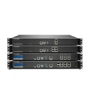 SonicWall SMA 210 Network Security/Firewall Appliance