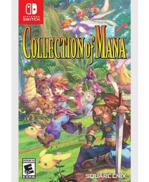 Square Enix COLLECTION OF MANA