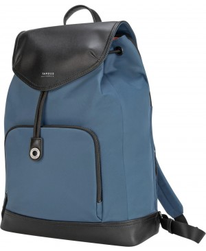 "Targus Newport TSB96403GL Carrying Case (Backpack) for 15"" Notebook - Blue"