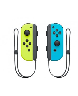 Nintendo Joy-Con Blue (L) Neon Yellow (R)