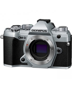 Olympus OM-D E-M5 Mark III 20.4 Megapixel Mirrorless Camera Body Only - Silver