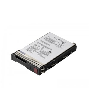 "HPE 480 GB Solid State Drive - 2.5"" Internal - SATA (SATA/600) - Mixed Use"