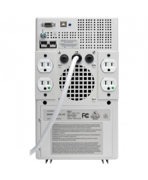 Tripp Lite UPS Smart 1000VA 750W Tower Hospital Medical AVR 120V USB DB9