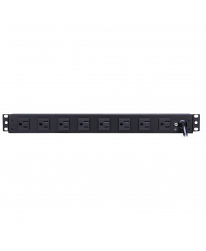 CyberPower Metered PDU15M2F8R 10-Outlets PDU