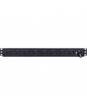 CyberPower Metered PDU20M2F8R 10-Outlets PDU