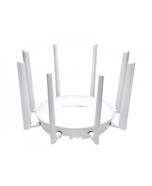 SonicWall SonicWave 432e - wireless access point - with 3 years Secure Cloud WiFi Management and Support - Secure Upgrade Plus