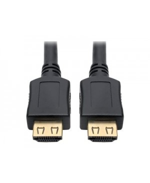 Tripp Lite High-Speed HDMI Cable w/ Gripping Connectors 4K M/M Black 10ft 10' - HDMI cable - 10 ft