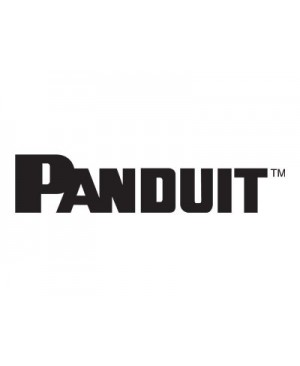 Panduit Pan-Way cable raceway end cap