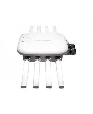 SonicWall SonicWave 432o - wireless access point - with 5 years Advanced Secure Cloud WiFi Management and Support