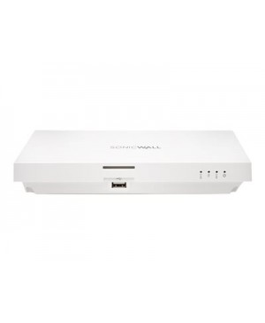 SonicWall SonicWave 231c - wireless access point - with 3 years Secure Cloud WiFi Management and Support