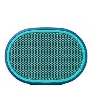 Sony SRS-XB01 - Speaker - for portable use - wireless - Bluetooth - blue
