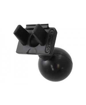 "RAM - C Size 1.5"" Rubber Ball - ball adapter"